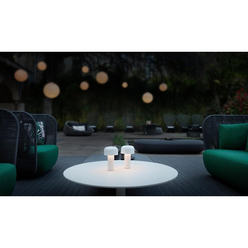 Flos Bellhop Lampada Da Tavolo Ricaricabile Che Luce Lighting Project