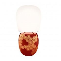 Kundalini Hive lampada da tavolo