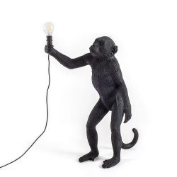 SELETTI Monkey Standing Lamp Indoor/Outdoor