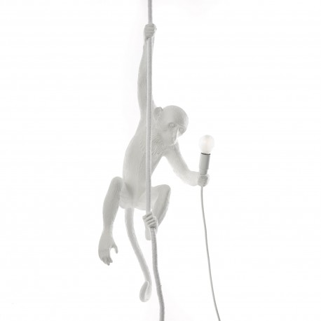 SELETTI Monkey Ceiling Lamp Indoor