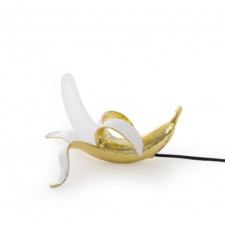 SELETTI Banana Lamp Lampada da Tavolo
