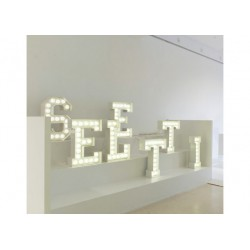 SELETTI Vegaz Lettere Luminose Led