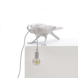 SELETTI Bird Lamp Playing Lampada da Tavolo Indoor
