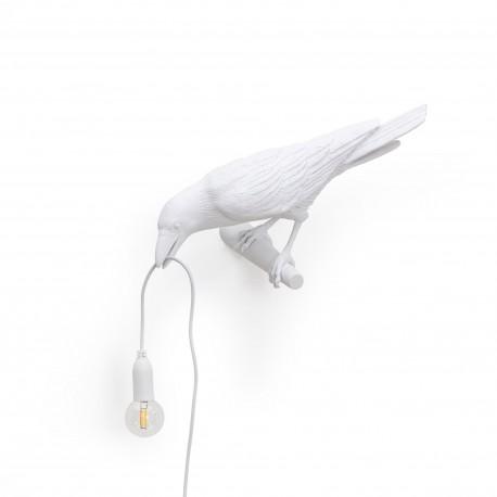 SELETTI Bird Lamp Looking Lampada da Parete