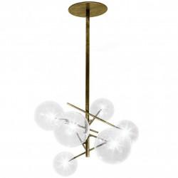 Gallotti & Radice Bolle 6 sfere versione LED H.115cm