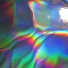 vetro iridescente